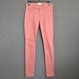 Hudson Nico Super Skinny Mid Rise Jeans Size 26